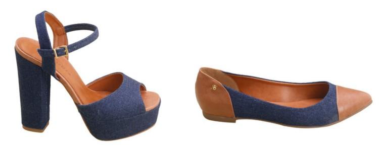 Sapatos Jeans Raphaella Booz
