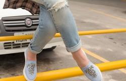 PJ 1350 Tênis Jeans