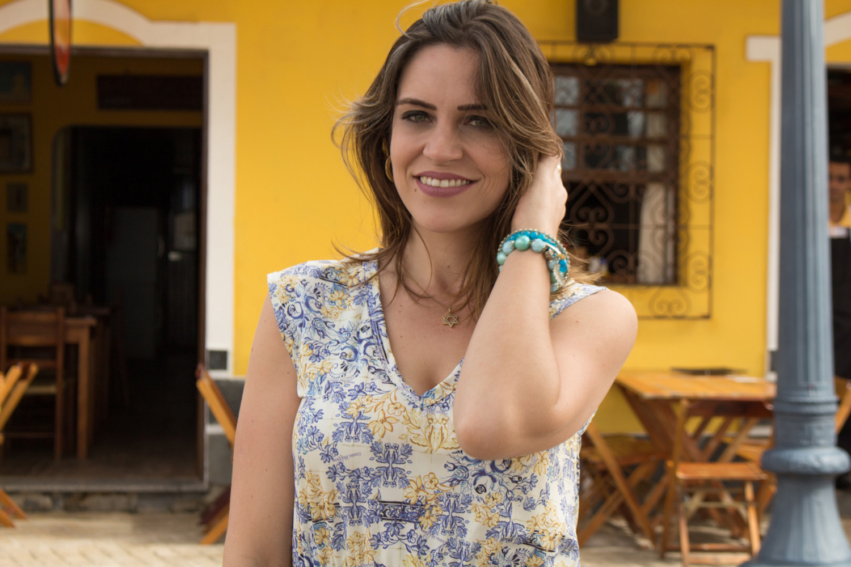 Vestido Porcelana Portuguesa
