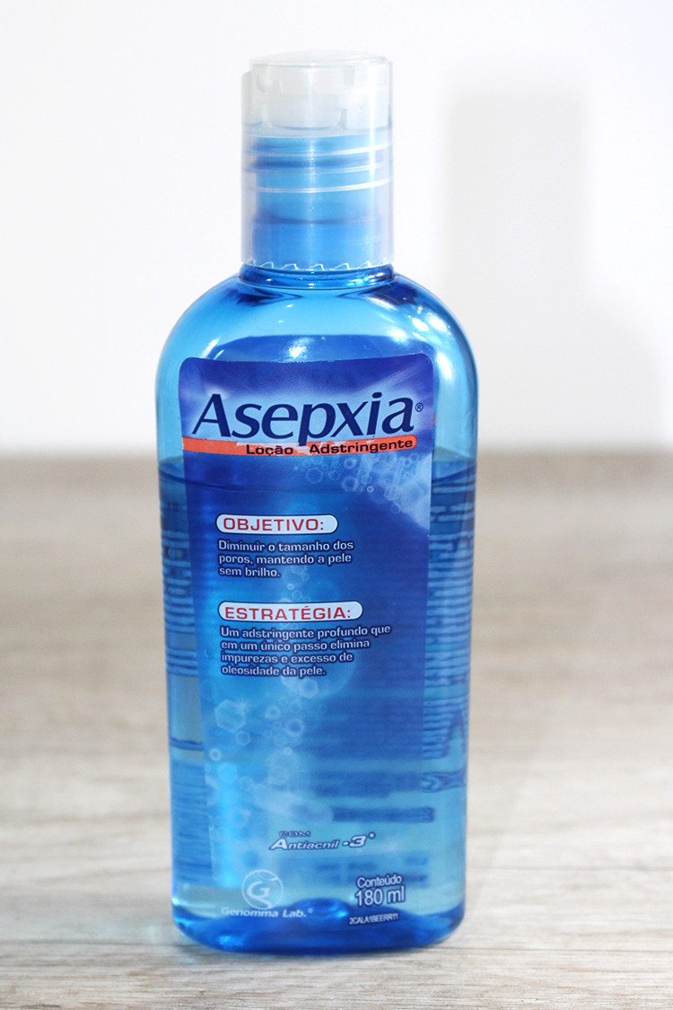 Asepxia adstringente