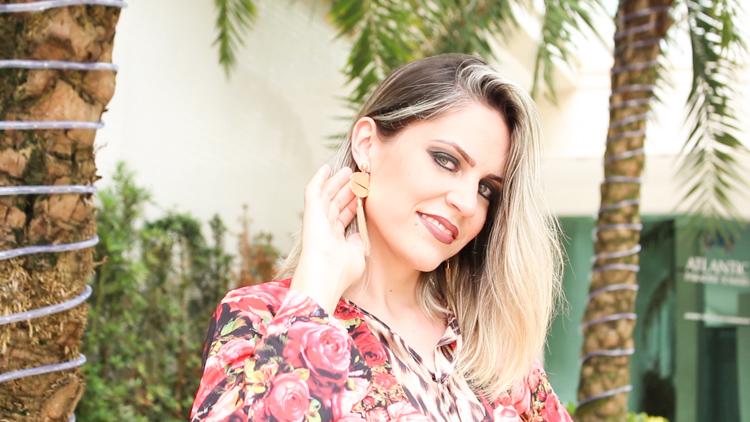 Look macaquinho natal 2016