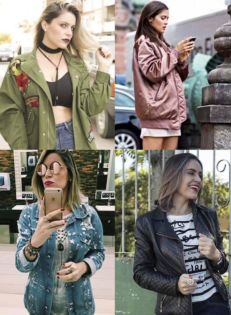 jaquetas inverno 2018