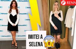 Imitando a Selena