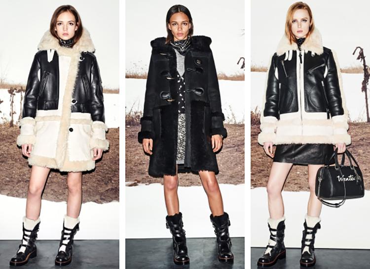 Tendências invernos 2019 casacos